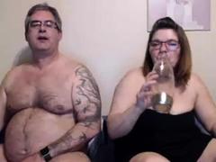Webcam fat bbw striptease so hot on webcam