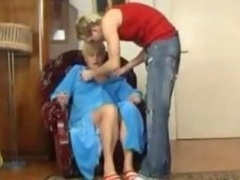 Grown-up Gets down and dirty The Boy old old porn granny old cumshots cumshot