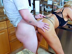 briana banks satisfies her cravings by taking that young cock in her twat