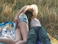 Outdoor Sex  mit 18