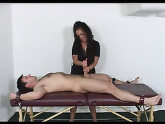 Angelica fuck-stick control manhandle milking