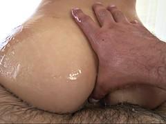 lubricious slut melissa moore grinds her pussy on toni's prick