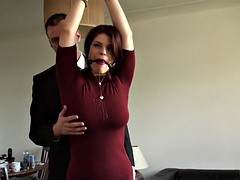 british redhead subslut lucia love anally hammered rough