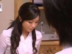 In our member`s area you can see High-def Japanese babysitter & extreme fingering