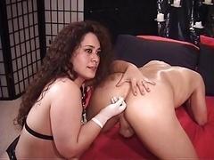Diva fucking fella in his booty