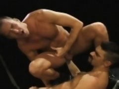 French gay intruder asian fist Club Inferno's own Uber-botto