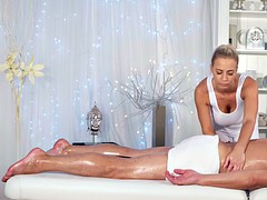 Füsse, Massage