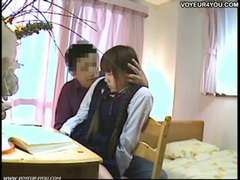Japanese Student Oral Sex Tutor