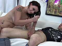 Burning Angel Live: Teens First Time in Porn