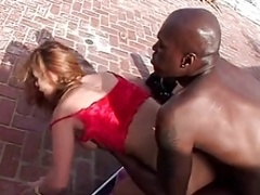Sinful gets her ass ripped