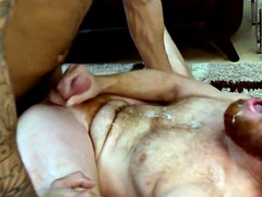 redhead fucked by stud hunk