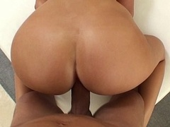 I fucked her in doggy style and besides filmed it