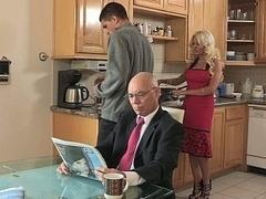 Engañando, Familia, Sexo duro, Cocina, Madres para coger, Mamá, Madrastra, Esposa