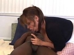 Wife Functions Black and additionally Hubby Cleans Up - Cireman