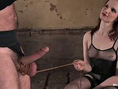 Bondage, Femme dominatrice, Fétiche, Marrant