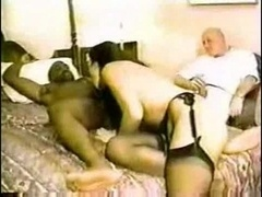 Cuckold Pays For Diner And also besides Hotel And also besides Watches His Wife  Get