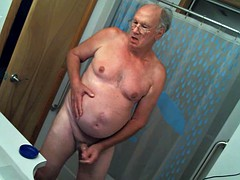 Jerking and cumming on Chaturbate