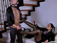intense bondage fetish