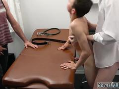 Ginger gay daddy Doctors Office Visit