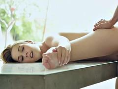 Blonde, Fétiche des pieds, Actrice du porno
