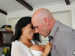 Amazing Office Fuck Session Romi Rain