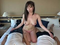 Femme dominatrice, Groupe, Japonaise, Pute