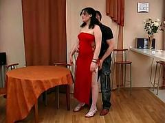 Анальный секс, Подружка, Русские