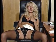 Lea Martini Solo Slutty Secretary