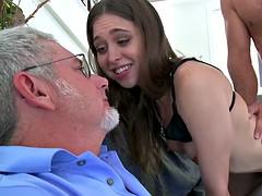 Cocu, Actrice du porno, Gicler