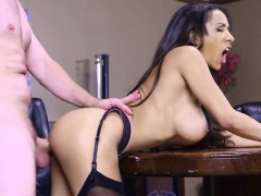 Sexy Executive Priya Price Gets Dicked Down