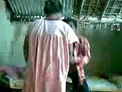 Non-professional Indian Couple Spy Cam