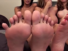 erotic feet - soles girls