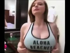 Big Boobs Bouncing COMEMYCAM girl CHALLENGE