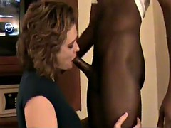 sucking Black Cock for my man  - dmr235