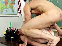 Teacher's Cock For Naughty Schoolgirl