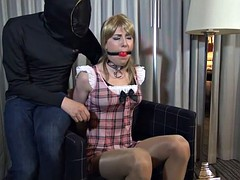 crossdress sissy humiliated