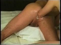Elbow deep Fist-fucking