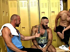 men over 30 fucking with my gym mates