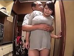 Nicht Vater und nicht seine riesige Titten Tochter
