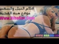 Attractive Gal From Morocco Giving a blowjob