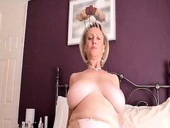 getting fucked & creampie