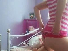 This is absolutely glamorous film of Fellatio and sex with 18yo czechian babe