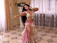 Alla Smyshleaeva Sexy Belly Dance compilation