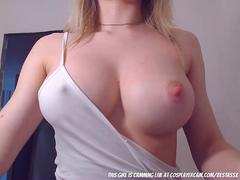 Holy Fuck The Tits On This Teen...