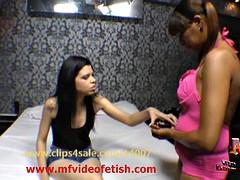Hard Face Trampling Compilation Real Girl on Girl Footfetish