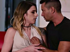 lusty shemale casey kisses gets her tight butthole fucked