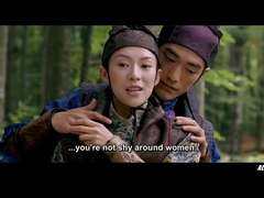 Ziyi Zhang in House of Flying Daggers
