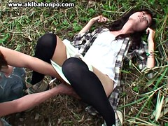 Asian Girl Gets Abused In Public