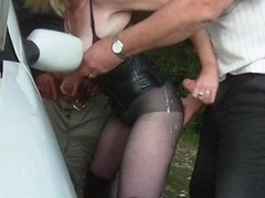 Public Cum Compilation 20 Absolute Strangers Jizz On Me