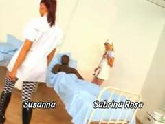 Sabrina Rose& Susanna White used by THICK SEIZED SHAFT